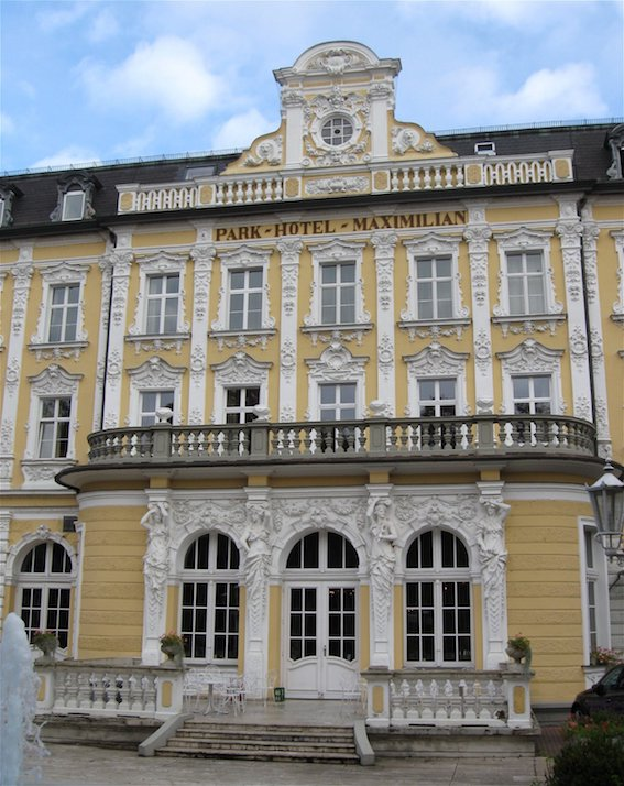 Hotel Maximilian Regensburg