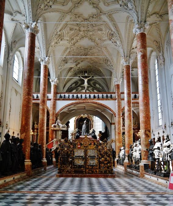 Innsbruck Hofkirche